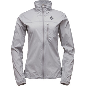 Black Diamond Alpine Start Jacket Women nickel